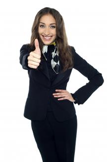 Thumbs Up flight attendant_blog